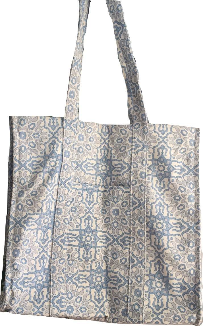 Marrakech  Canvas Beach Bag (Oversized)