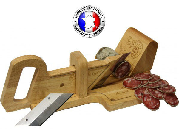 guillotine à saucisson charcuterie made in France