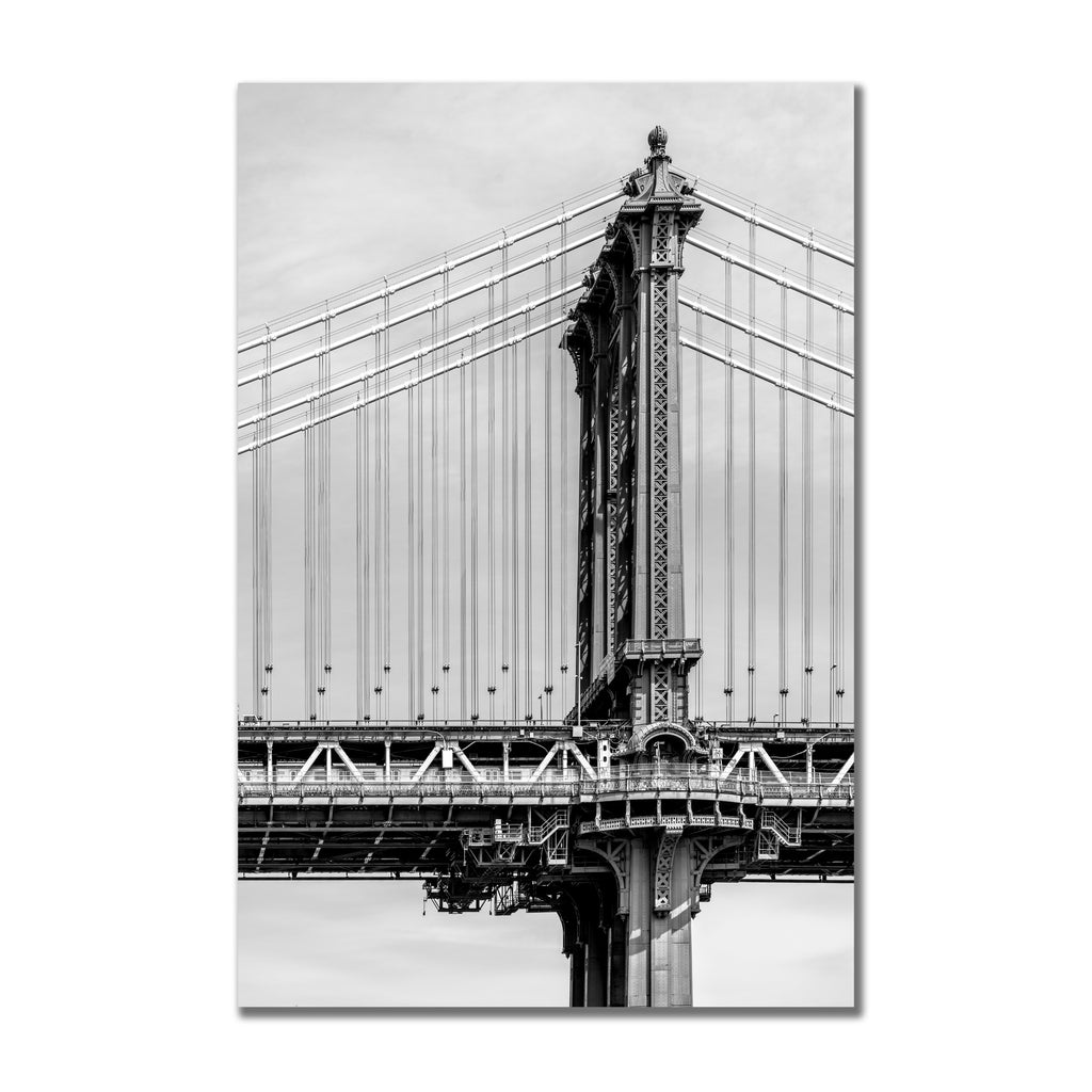 P.No.0002 - Manhattan Bridge