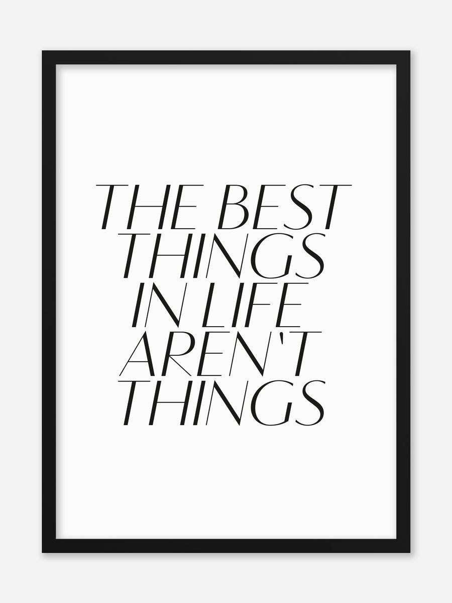 No.015 - The Best Things