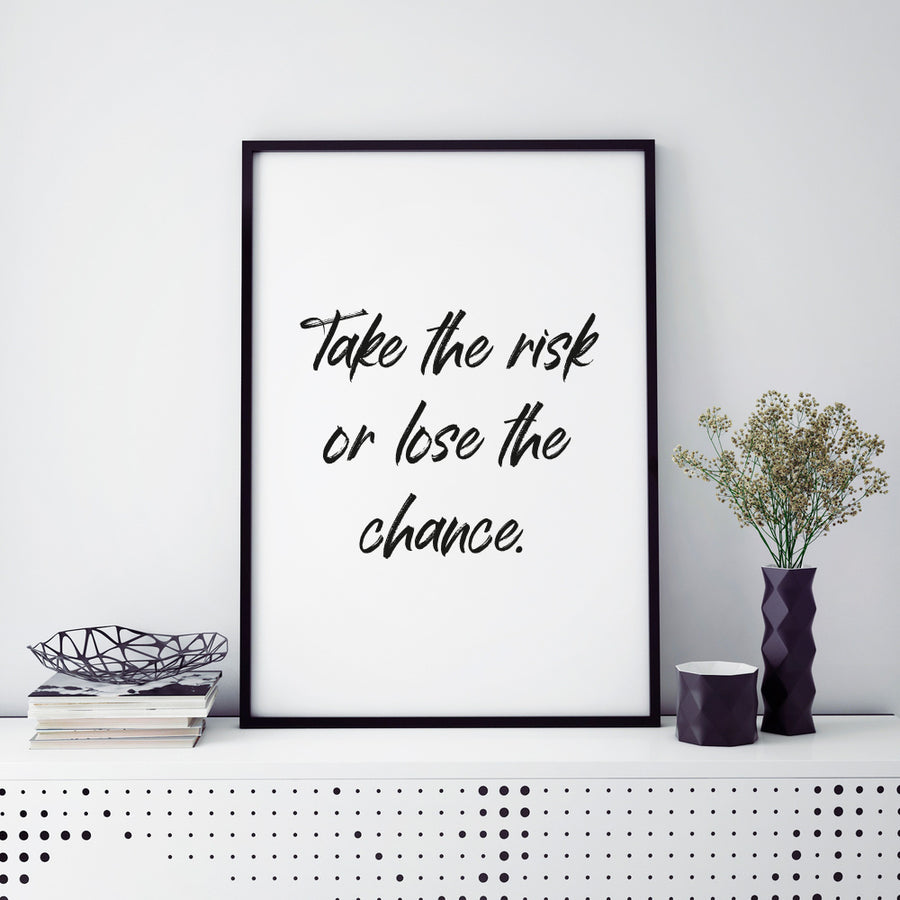 No.078 - Take The Risk