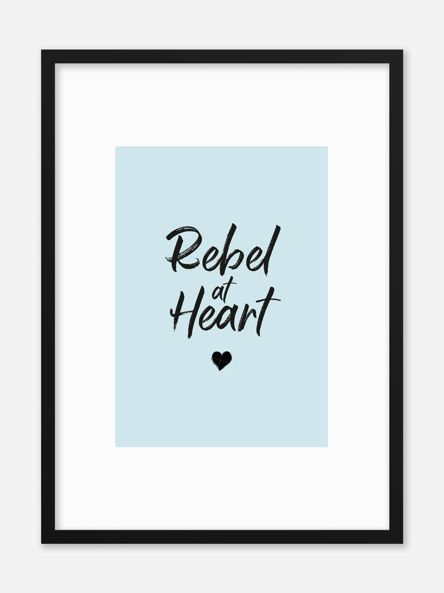 No.085 - Rebel At Heart Boy