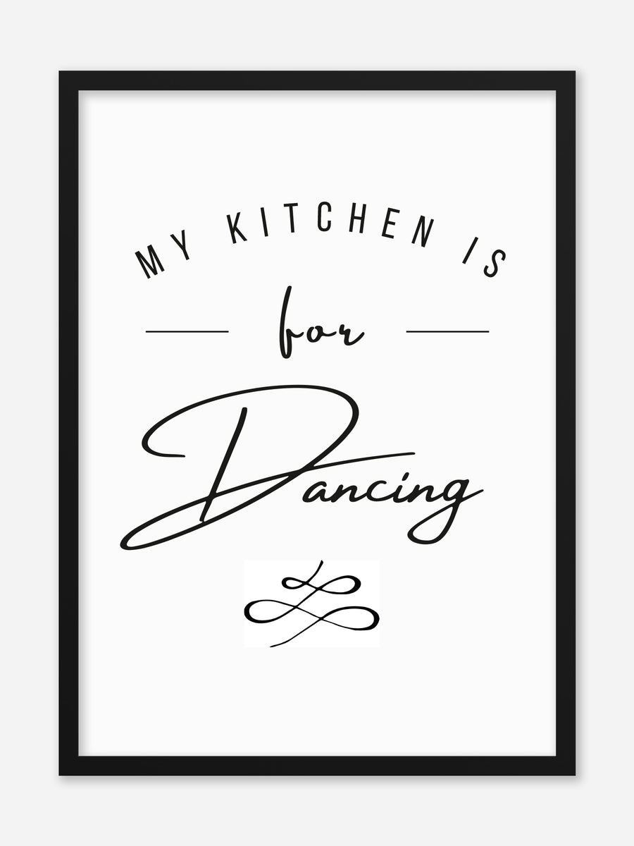 No.086 - Kitchen Dancing