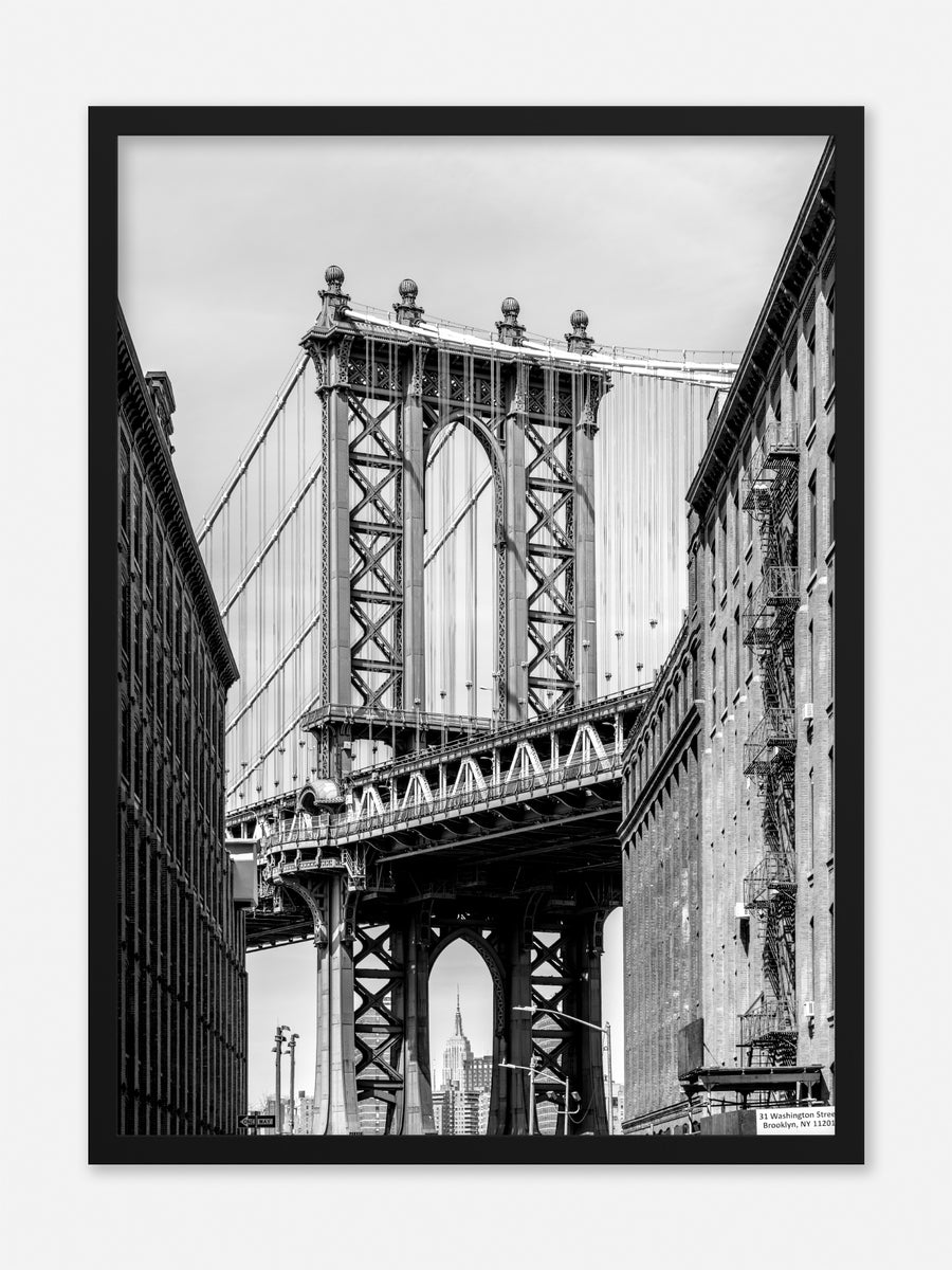 No.093 - Manhattan Bridge II