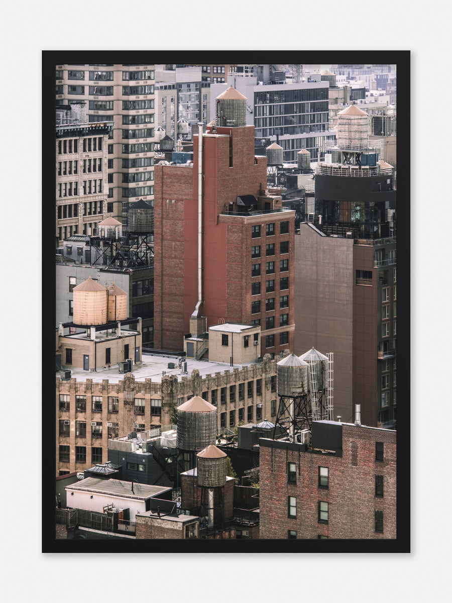 No.096 - New York Poster