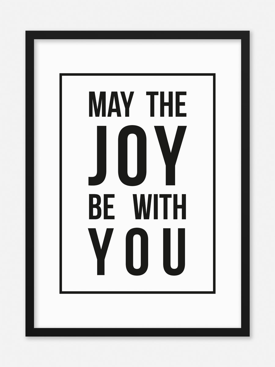 No.118 - May The Joy