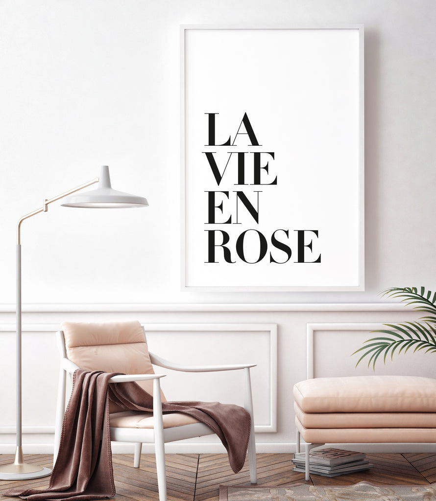 No.127 - La vie en rose