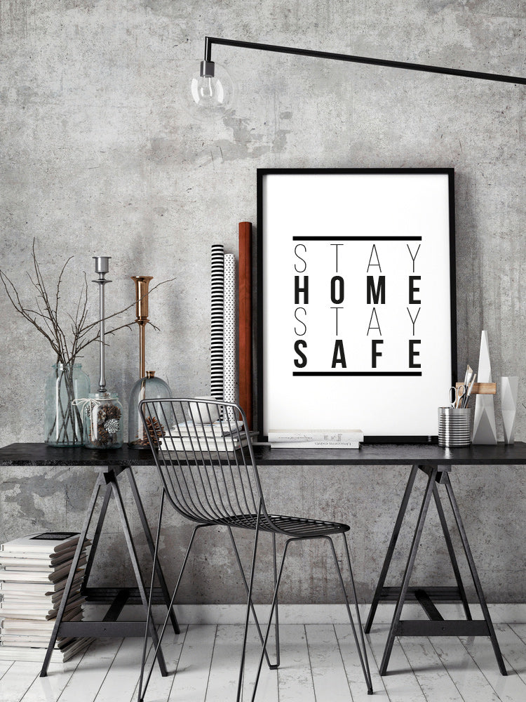 No.149 - Stay Home Stay Safe