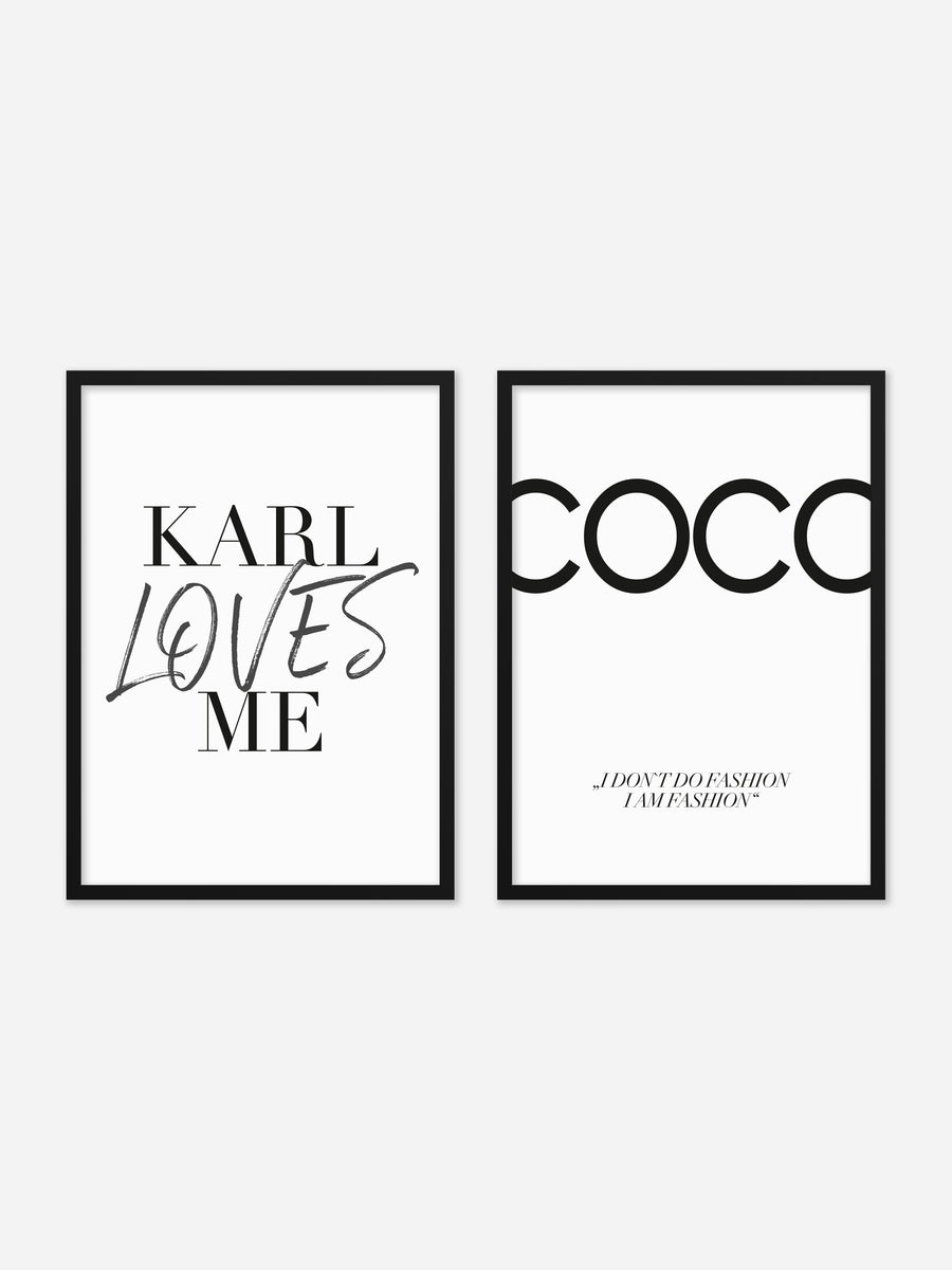 Set004 - Karl and Coco