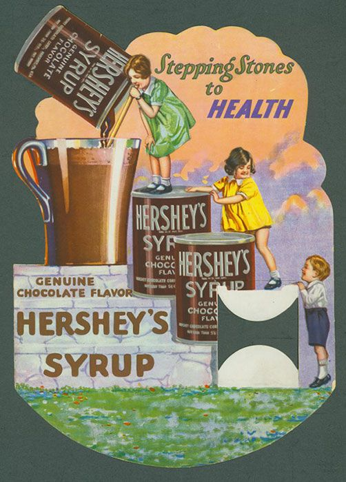 Not only in Belgium - The Unlikely Medical History of Chocolate Syrup