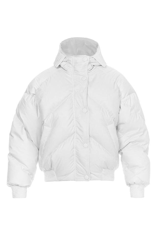 Dunlope Jacket White