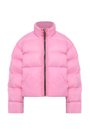 IENKI IENKI puffer Jacket Pink color