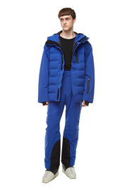 Men's Ski Pants Pacific Blue