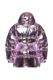IENKI IENKI  Michlin women's Jacket Glossy Pink