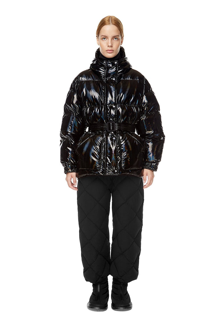 IENKI IENKI women's Michlin Jacket Black Color