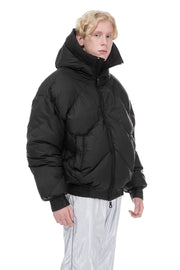 Ienki Dunlope Men's Puffer Black