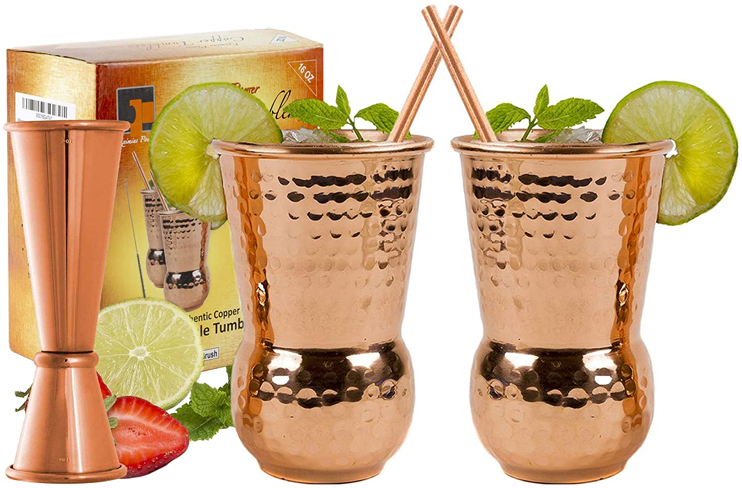 Eximius Power Extra Thick Hefty Moscow Mule Copper Tumblers For those looking for s