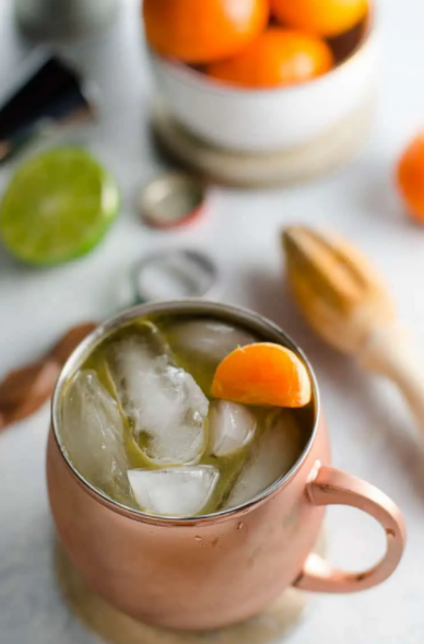 Celementine Moscow Mule
