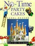 No Time Party Cakes by Carol Deacon - TinSignFactoryAustralia