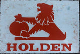 GMH Holden HZ Sandman Panel van tin metal sign MAN CAVE brand new