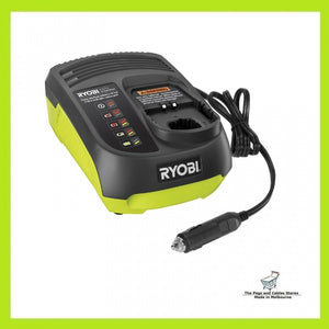 Ryobi One+ 14.4 - 18V Dual Chemistry Car Battery Charger