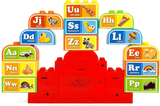 Talking ABC Blocks Alphabet Learning - Plastic Blocks with Audio for 2 Years& up