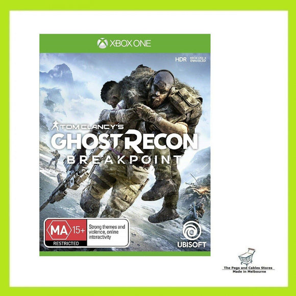 Tom Clancy's Ghost Recon Breakpoint Xbox One Brand New and Sealed