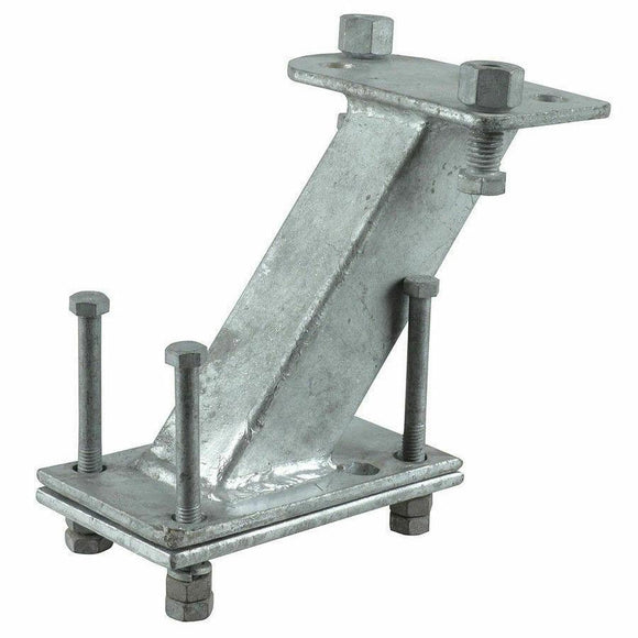 Spare Wheel Bracket Galvanized Camper Caravan Trailer Boat Car Tyre Holder