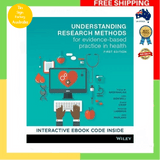 BRAND NEW Understanding Research Methods for Evidence-Based Practice in Health