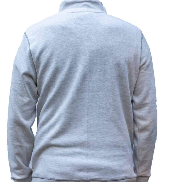 Men's 1/4 Zip Sweater - Charles River Apparel