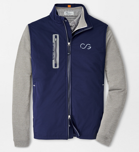 Peter Millar Hyperlight Fuse Vest - navy