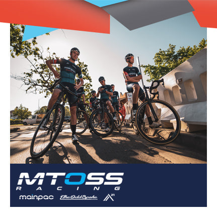 Zilfer Sponsors the Australian Mainpac Cycling Team (MTOSS) In 2019