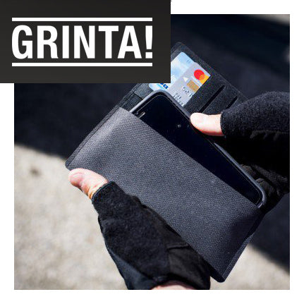 100% Getest: Flemish Cycling Magazine GRINTA! reviews the Zilfer Cycling Wallet