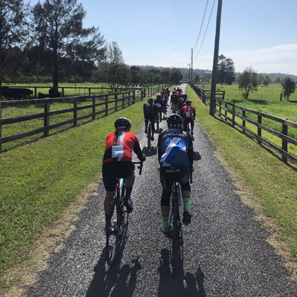 Zilfer Group Ride with the MTOSS Racing Team
