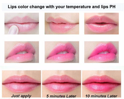 Original Kailijumei Lipstick Temperature Color Change