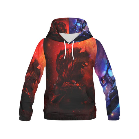 Riven and Yasuo Hoodie