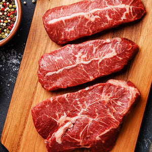 Grass-Fed Beef Lifter Meat