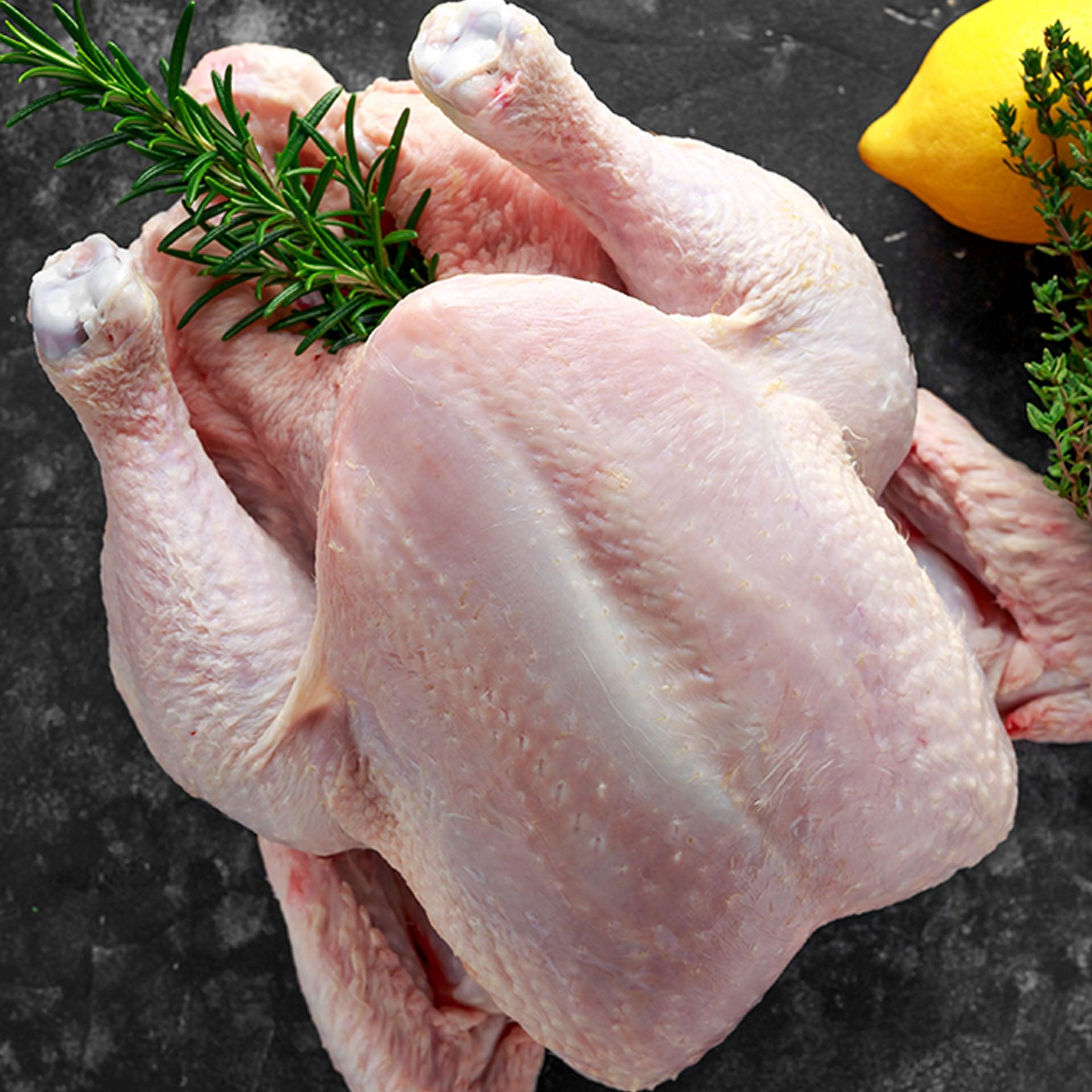Pasture Raised Whole Chicken