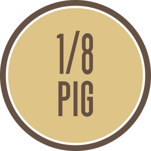 8th Pastured Heritage Pig - $269 all costs covered including Free Shipping