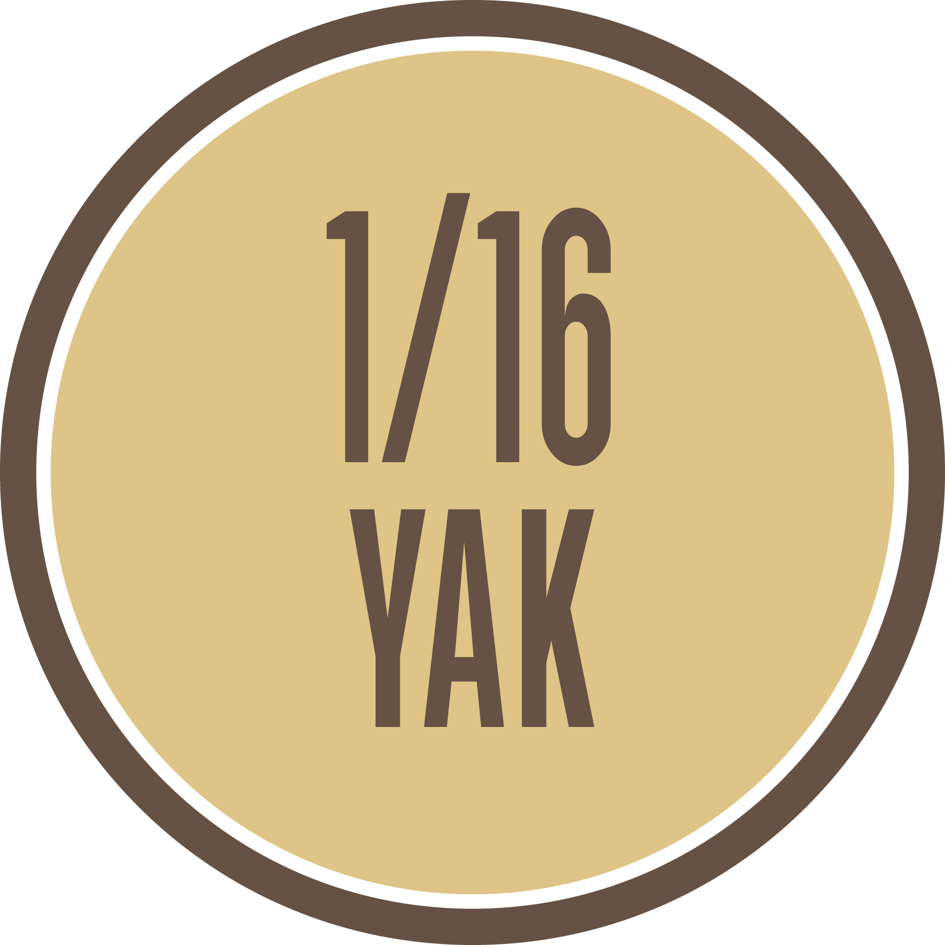 16th of Grass-Fed Yak, FREE Shipping