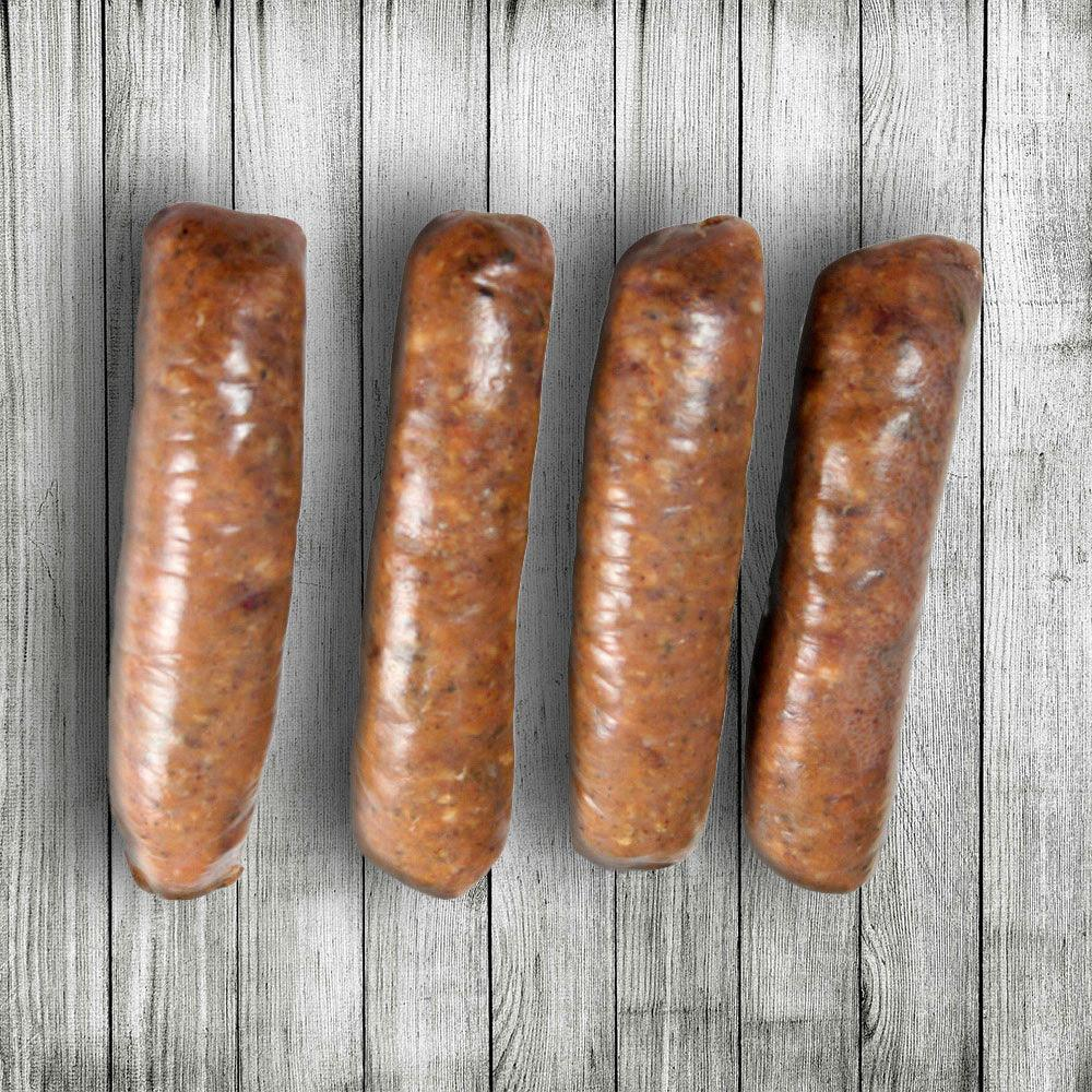 Bison Chipotle Sausage Links