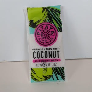 Coconut Smoothie Packs