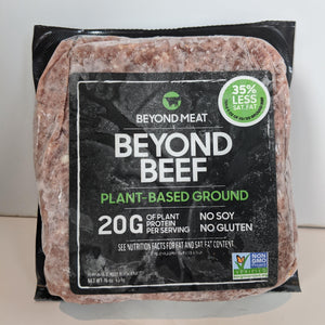Plant Based Ground Beef