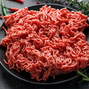 Mega Value Pack Grass-Fed Ground Beef (High Fat) - $299 for 50 pounds FREE Shipping