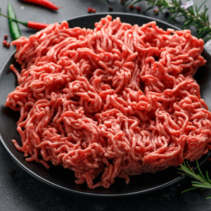 Grass-Fed Ground Beef (High Fat) - $169 for 20 pounds Free Shipping