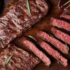 Grass-Fed Beef Sampler Pack - $99 for 8-10 lb of Beef, Free Shipping