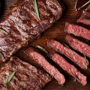 Grass-Fed Beef Sampler Pack - $99 for 7-10 lb of Beef, Free Shipping