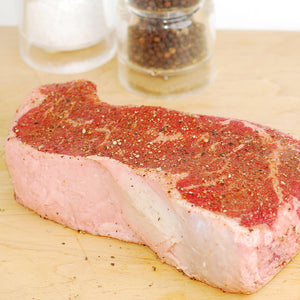 Grass-Fed Beef New York Steak (thick)
