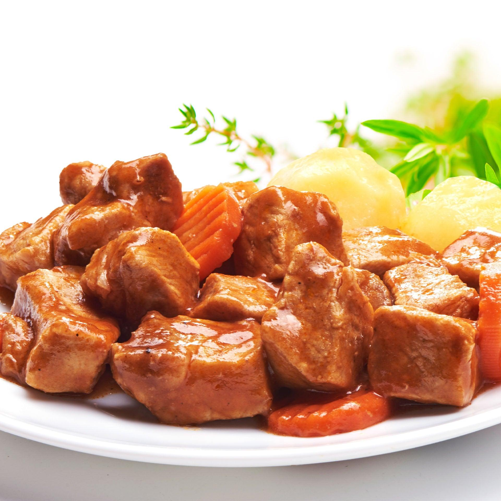 Grass-Fed Stew Meat Pack - 20 lb for $199 FREE Shipping