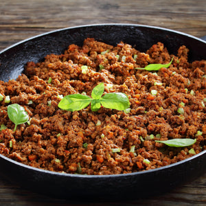 Grass-Fed Ground Beef Keto - $199 for 30 pounds Free Shipping
